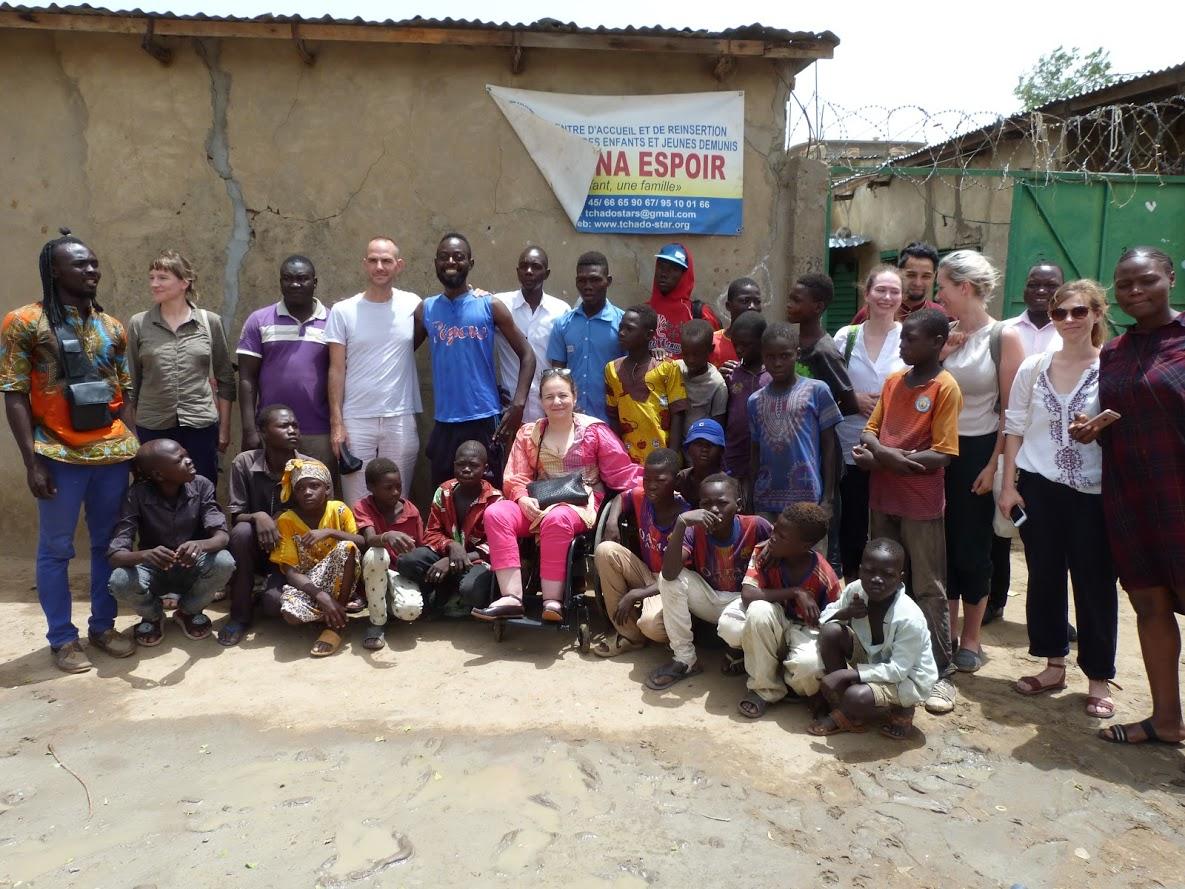 Danser Pour La Vie – BeAnotherLab in Chad