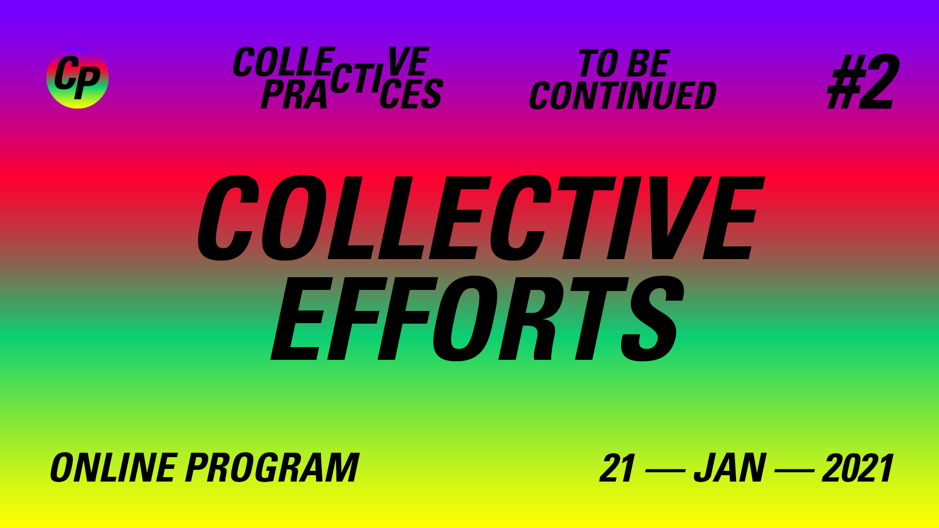 Collective Practices – Strategies of living and working collectively